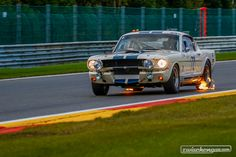 Ford Shelby Mustang 350 GT (1965) - am Spa Six Hours 2017 - Bericht & über 100 Bilder: https://www.zwischengas.com/de/HR/rennberichte/Spa-Six-Hours-2017.html?utm_content=buffercddf1&utm_medium=social&utm_source=pinterest.com&utm_campaign=buffer Foto © Daniel Matschull