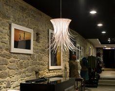 Decor and Design: Lámparas de techo ideas modernas para el interior