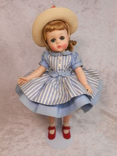 Vintage Madame Alexander KELLY from 1959 All Original and Excellent