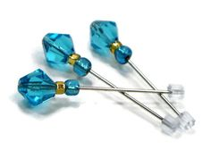 Counting Pins Marking Pins Cross Stitch Needlepoint by TJBdesigns, $6.50