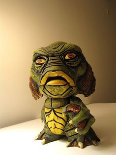 creature from the black lagoon munny