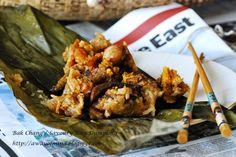 Bak Chang aka Zongzi / Savoury Rice Dumpling