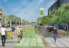Allegheny Riverfront Green Boulevard Study – Sasaki Associates, Inc