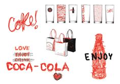 Coca-Cola Sketch