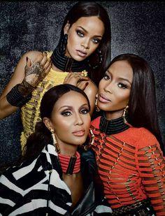3 Beauties. W September 2014