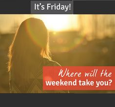 Do you have that #FridayFeeling yet? #TGIF #weekend