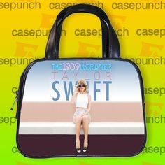 An2-taylor Swift The 1989 World Tour Handbag Purse Woman Bag Classic