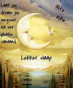 Goeie Nag Family Qoutes, Afrikaanse Quotes, Emoji Pictures, Goeie Nag, Good Night Sweet Dreams, Good Morning Gif, Good Night Quotes, Special Quotes, Sleep Tight