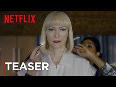 Watch the trailer for Tilda Swinton's new untraditional monster film 'Ojka'