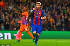 Lawan City, Lionel Messi seperti Anak Playground Main di Taman