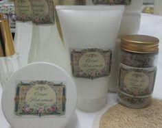 PERFUMARIA ORGÂNICA: itens de perfumaria 100% artesanais