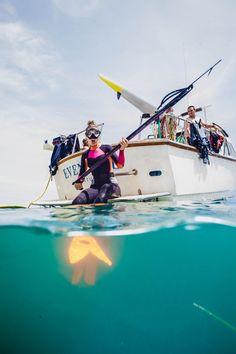 Freediving Tips & Benefits from #ROXYOutdoorFItness ambassador & Freediving enthusiast Rachel Moore