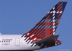 Scotland British Airways B767-300