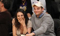 Ashton Kutcher and Mila Kunis had no strings attached relationship