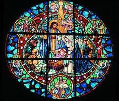 nativity stained glass - Google Search
