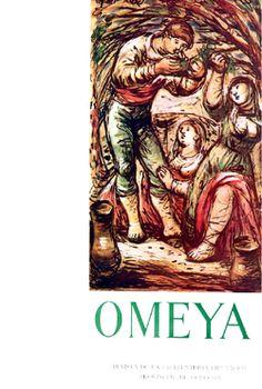 Portada de la revista Omeya, número 1