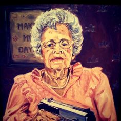 """...Mrs. Dubose was the meanest old woman who ever lived"" (Lee 46). direct"