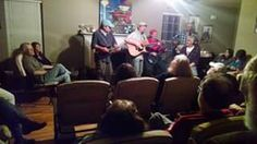 House Concert with Rev. Jeff Mosier