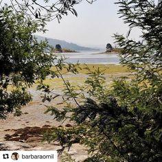 #Repost @barbaraomil with @repostapp ・・・ Paseando polas #salinasdeulló #vilavoa #pontevedra #excursion #vacaciones #sitiosconmagia #puravida #galiciamaxica #riadevigo