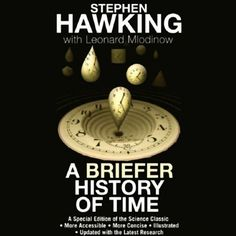 A Briefer History of Time (Unabridged) - Stephen Hawking &...: A Briefer History of Time (Unabridged) - Stephen Hawking & Leonard… #Science