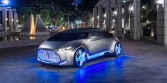 Mercedes-Benz has quite the vision for the future of motoring. Bowing at the 2015 Tokyo Motor Show is the Mercedes-Benz Vision Tokyo, being billed as a. Generation Z, Mercedes Benz, Mercedes Electric, Mercedes Concept, Electric Cars, Rolls Royce, Carl Benz, Automobile, Tokyo Motor Show