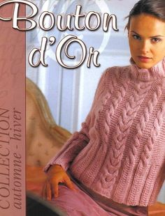 Bouton d'or 81 ✨ вязание спицами для него и для неё. Обсуждение на LiveInternet - Российский Сервис Онлайн-Дневников