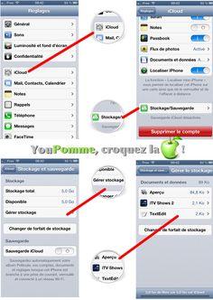 Comment gérer le stockage iCloud sur iPhone [Tutoriel]