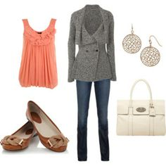 Fall Coral