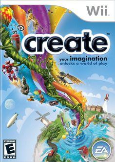 Amazon.com: Create - Nintendo Wii: Video Games