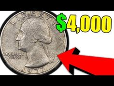 These are 20 super rare error coins worth a lot of money. We look at collectible coin prices based on the mint error coin and grade of the coins. Most Valuable Penny, Valuable Coins, Valuable Pennies, Rare Pennies, Rare Coins Worth Money, Coin Prices, Coin Worth, Vintage Jewelry Crafts, Error Coins