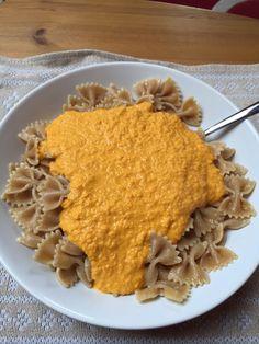 Weltbeste Kürbis-Sauce by Vegane Küchenfee on www.rezeptwelt.de