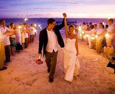 Wedding Sparklers - Sparklers for Wedding Day - Sparkler Exit