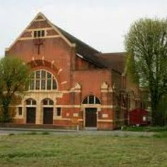 United Free Church Woodford Green by Charles Harrison Townsend.