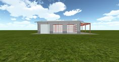 Cool 3D #marketing http://ift.tt/2itDNK2 #barn #workshop #greenhouse #garage #roofing #DIY