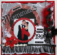 High School Memories *May Swirlydoos Kit* La Vie en Rose - Scrapbook.com