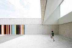 Escuela Infantil Municipal De Berriozar - by Javier Larraz + Iñigo Beguiristain + Iñaki Bergera