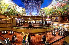 SuperStock - Jungle Casino, Sun City Casino & Resort Complex