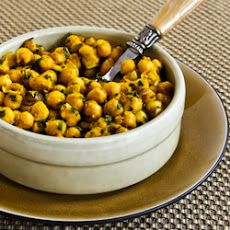 curried chickpea salad @ yummly