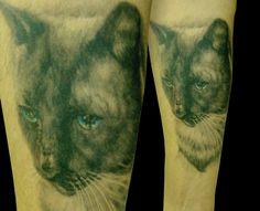 Ronaldo Dalcin, artista do Estúdio W Tattoo e Piercing. www.wtattoo.com.br