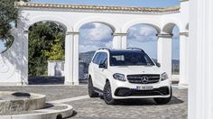 2017 Mercedes GLS brings Benz's flagship SUV up to date