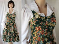 60s 70s Dress / Jumper / Rockabilly / Lolita / by PetticoatsPlus, $34.00