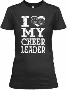 Awesome cheer mom shirt!
