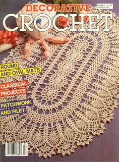 Decorative Crochet Magazines 7 - Gitte Andersen - Picasa Web Albums
