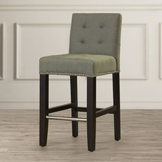 "Found it at Wayfair - 23.4"" Bar Stool with Cushion"