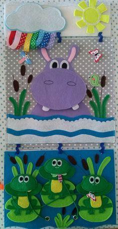 Quiet Toddler Activities, Toddler Crafts, Diy Quiet Books, Felt Quiet Books, Sensory Book, Baby Sensory, Diy Sewing Projects, Book Projects, Silent Book