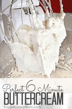 Sie nicht, selbst gemachte bereift Liebe?  Es ist einfach so lecker.  Ich konnte sitzen und eine Schale essen.  Selbst gemachte Butter ist leicht zu machen und dauert nur ca. 6 Minuten .: