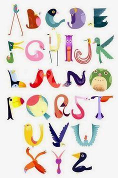 Pinzellades al món: Ocelledari: abecedari d'ocells / Avecedario: abecedario de pájaros