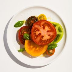 How to Buy, Store, and Cook Tomatoes, In Season in August - Bon Appétit