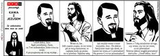"""Coffee with Jesus"" by David Wilke (and the Radio Free Babylon team) is an online Coffee With Jesus, Christian Cartoons, Christian Men, Fire Heart, Lord And Savior, The Kingdom Of God, My People, Have Time, That Way"