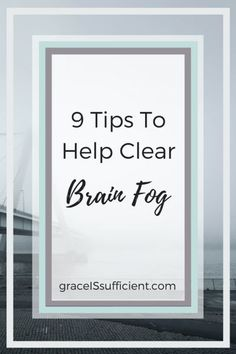 Brain fog symptoms plauge many suffering from chronic illnesses. It can leave your brain feeling like mush. Here are 9 tips to help clear up the fog! Brain Fog Causes, Chemo Brain, Chronic Illness Quotes, Mental Illness, Fibromyalgia Treatment, Headache Remedies, Homeopathic Remedies, Natural Remedies, Chronic Fatigue Syndrome